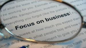 Tips Agar Fokus Pada Satu Hal dalam Berbisnis