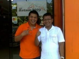 Hendy Setiono Mencari Partner Bisnis