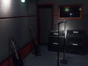 merintis usaha studio musik