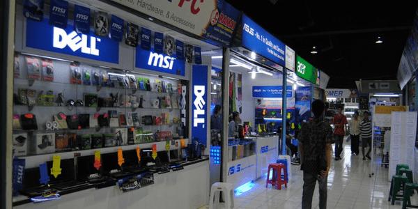 peluang bisnis toko komputer