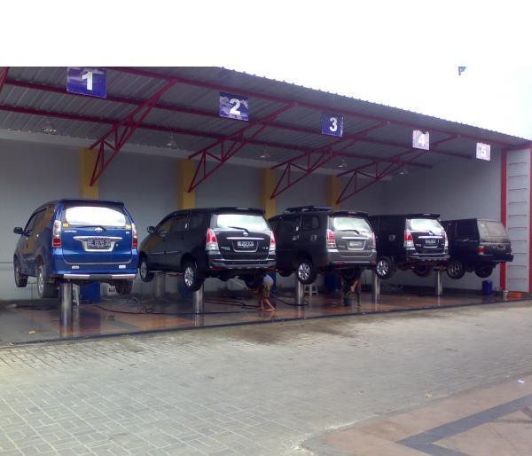 Membangun bisnis pencucian mobil