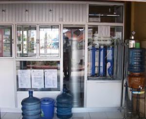 Peluang Usaha Bisnis Air Minum Isi Ulang