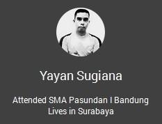 Kolom Yayan Sugiana