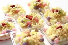 bisnis salad buah