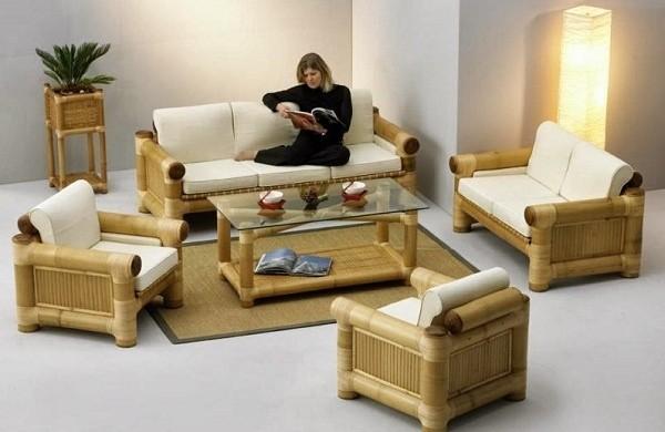 Berbagai Peluang Bisnis Dari Kerajinan Bambu