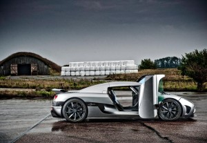 Agera concept 2011