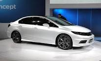 anew civic 2012