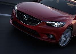 Tampilan baru Mazda 6 2014