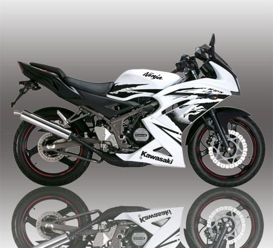Ninja white-special-edition