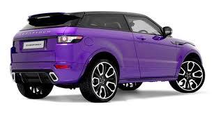 Range Rover Evoque GTS