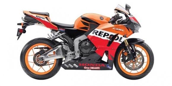 Honda CBR 600RR New