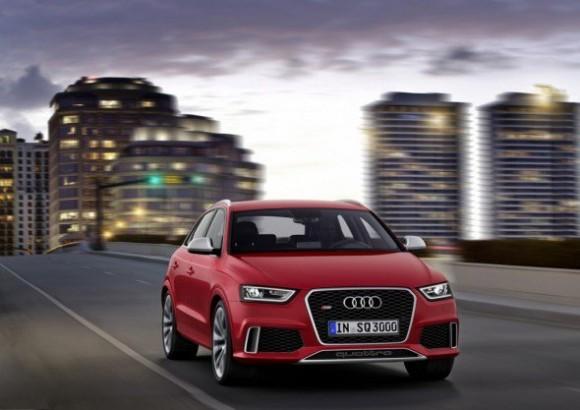 Audi RS Q3 Tak Ternilai Dan Meningkat Menjadi 62.400 Euro