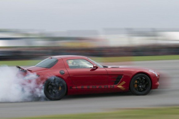 Kleemann Menyajikan Mercedes SLS AMG Supercharged