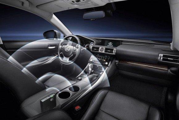 Lexus Hotspot Wifi di Papan IS