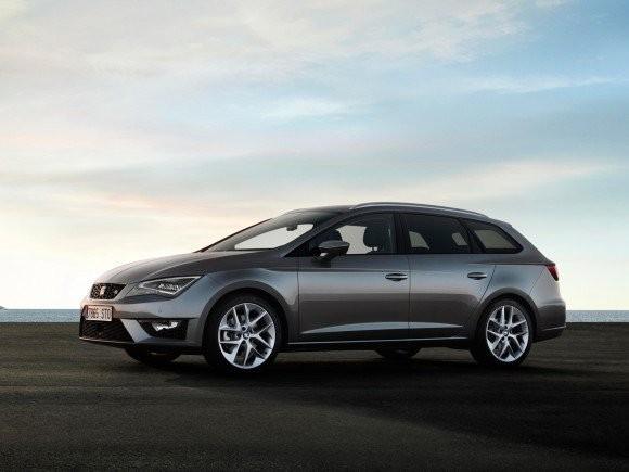Lima Bintang Euro NCAP Untuk SEAT Leon ST
