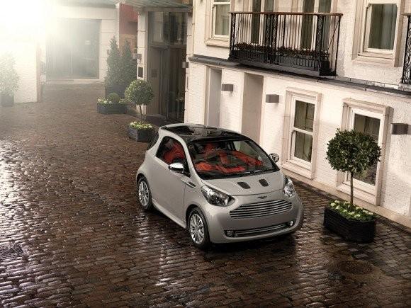 Memungkinkan Untuk Memesan Produksi Aston Martin Cygnet?