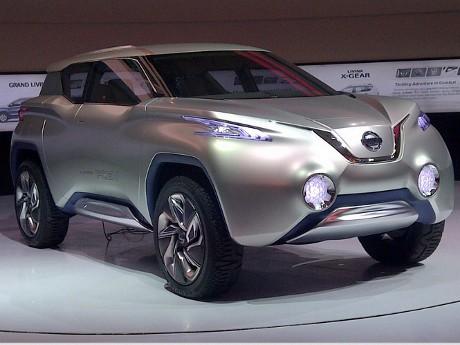 Nissan Memperkenalkan SUV Tanpa Emisi