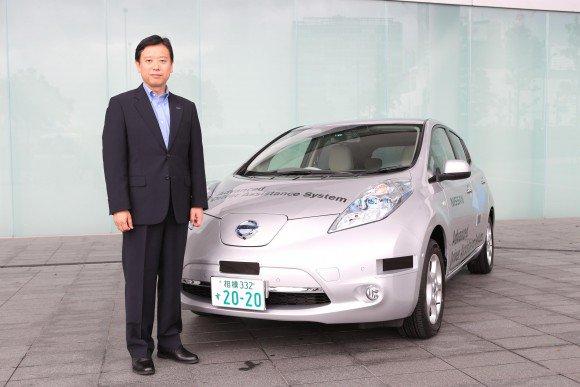 Nissan Mulai Tes Jalan Dengan Daun Dengan Sistem Bantuan Driver