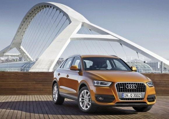 Audi Q1: Datang Pada Tahun 2016