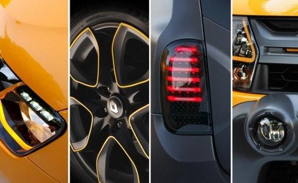 Detour Dacia Duster konsep