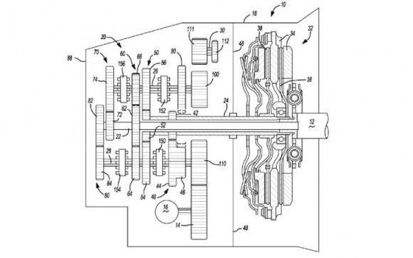 GM Bekerja Pada Dual -Clutch Tujuh Kecepatan
