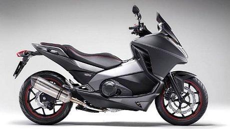 Honda Integra Tampil Sporty dan Lebih Fresh