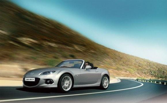 Mazda Rear Wheel Drive Muncul Sebagai Pembeda