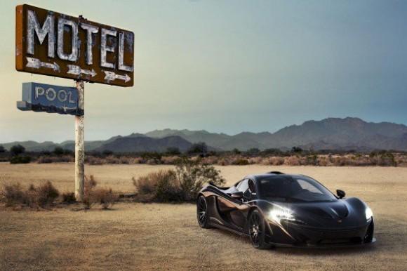 McLaren Mulai Produksi P1
