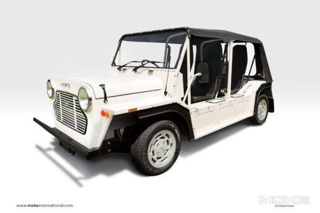 Mobil Jenis Mini Moke Akan Terlahir Kembali