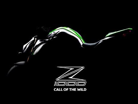 Motor Sport Seri Z Terbaru Kawasaki Z1000