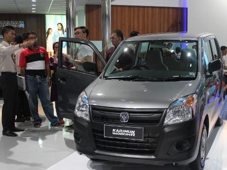 Suzuki Karimun Wagon R Mencapai Pesanan Sebesar 461 Unit