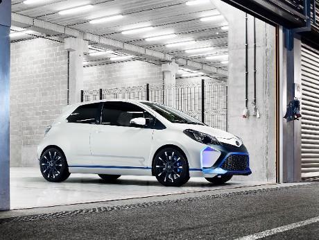 Toyota  Meyakini Jual 5 Juta Hybrid Pada Tahun 2016