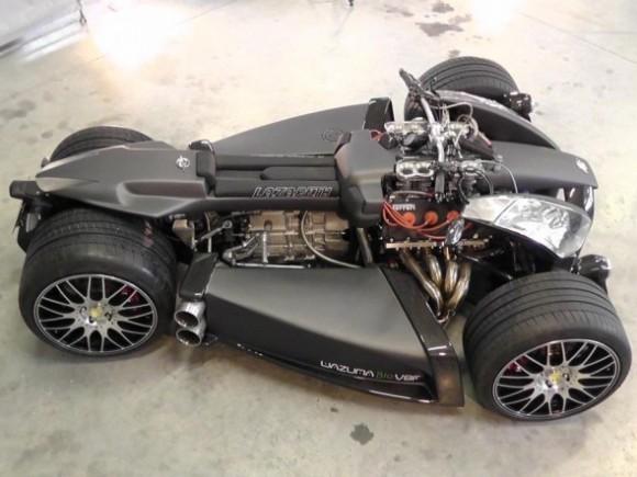V8F Wazuma Matt Edition Kendaraan Sulit Untuk Mengkategorikan