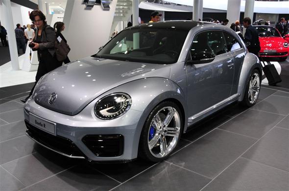 Volkswagen Beetle R Sedang Mengembangkan RSI Beetle Dilengkapi Dengan V6 3.2-liter Dinilai Pada 225 hp