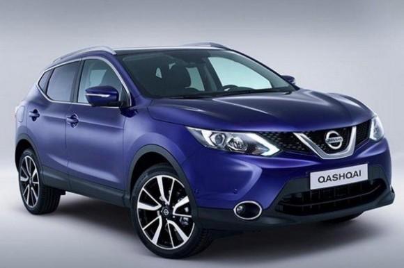 Resmi: 2014 Nissan Qashqai