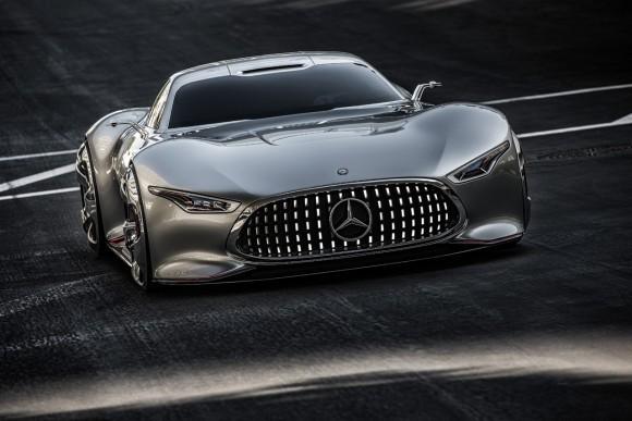 AMG Mercedes Visi Gran Turismo