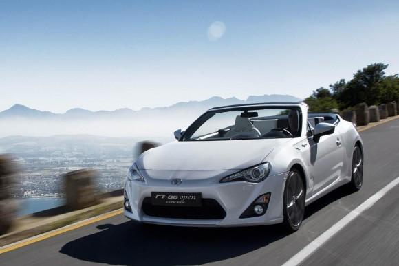 Akan Ada Konversi Konfirmasi Baru Toyota GT86/Subaru BRZ