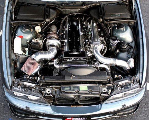 BMW M5 E39 Dengan Mesin 2JZ-GTE