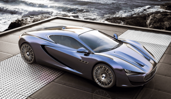Bermimpi Maserati Bora