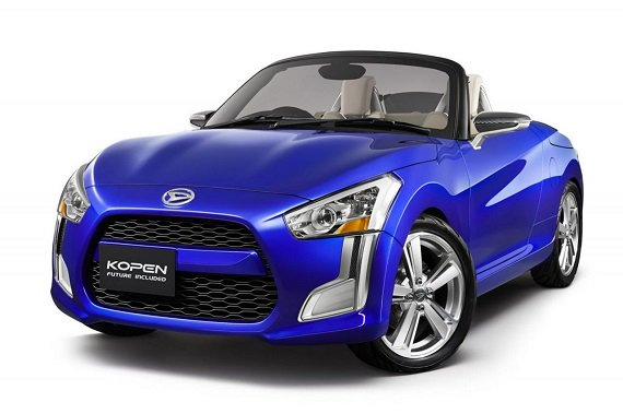 Daihatsu Kopen Concept Menghilangkan Copen
