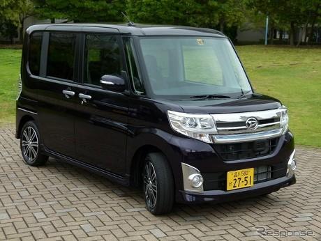 Daihatsu Tanto Custom Kian Menarik