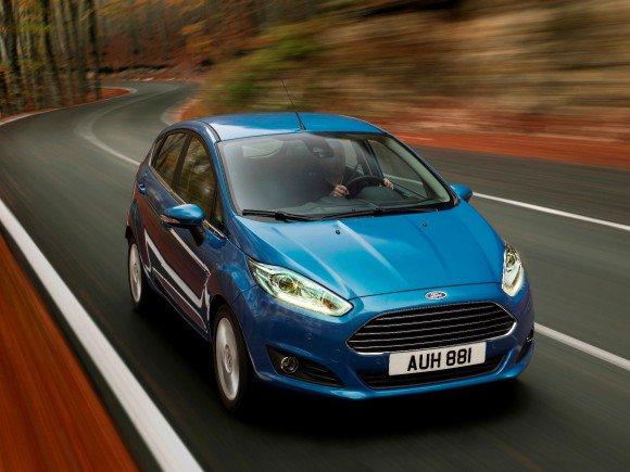 Ford Fiesta EcoBoost 1.0. Sekarang Dengan Powershift