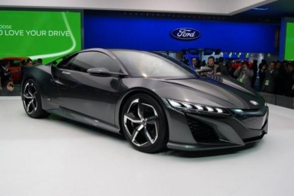 Honda NSX Menegaskan Sudah Bekerja Di Convertible