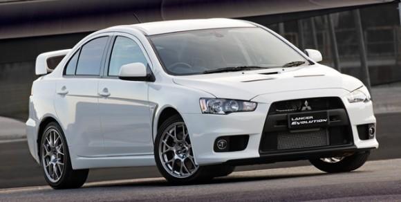 Kembali ke roll: New Mitsubishi Lancer Evolution Hybrid?