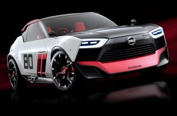 Nissan Concept BEI Berikut Silvia Penerus