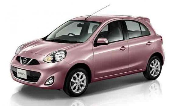 Nissan March 1.5L Untuk Indonesia