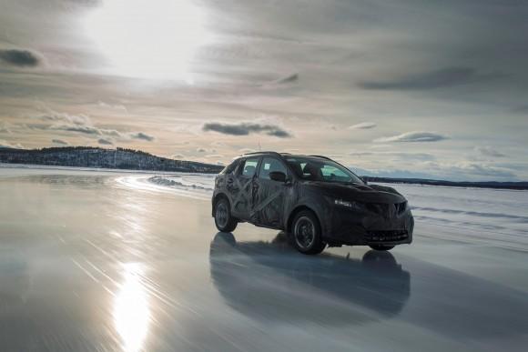 Nissan Merilis Gambar Qashqai Baru