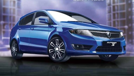 Proton Siap Luncurkan Hatchback Suprima S