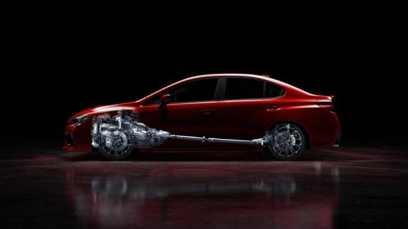 Subaru WRX : Spesifikasi Teknis Lengkap