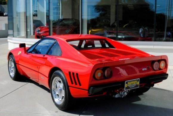 Untuk Penjualan 1985 Ferrari 288 GTO